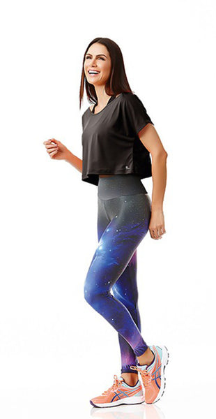 Cajubrasil Legging Galaxy