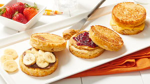 Gluten Free Plain Delicious Biscuit Sandwiches