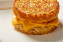 Load image into Gallery viewer, Gluten Free Plain Delicious Biscuit Cheese Sandwich