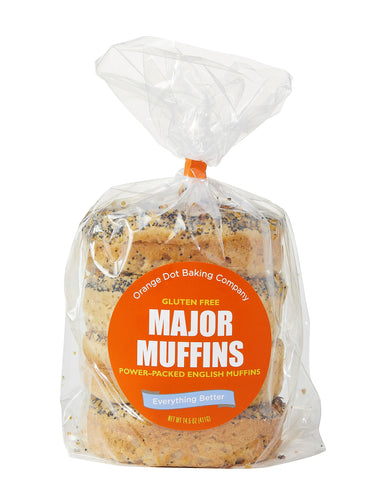 Everything Better English Muffins