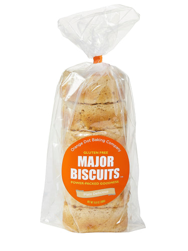Gluten Free Plain Delicious Biscuits