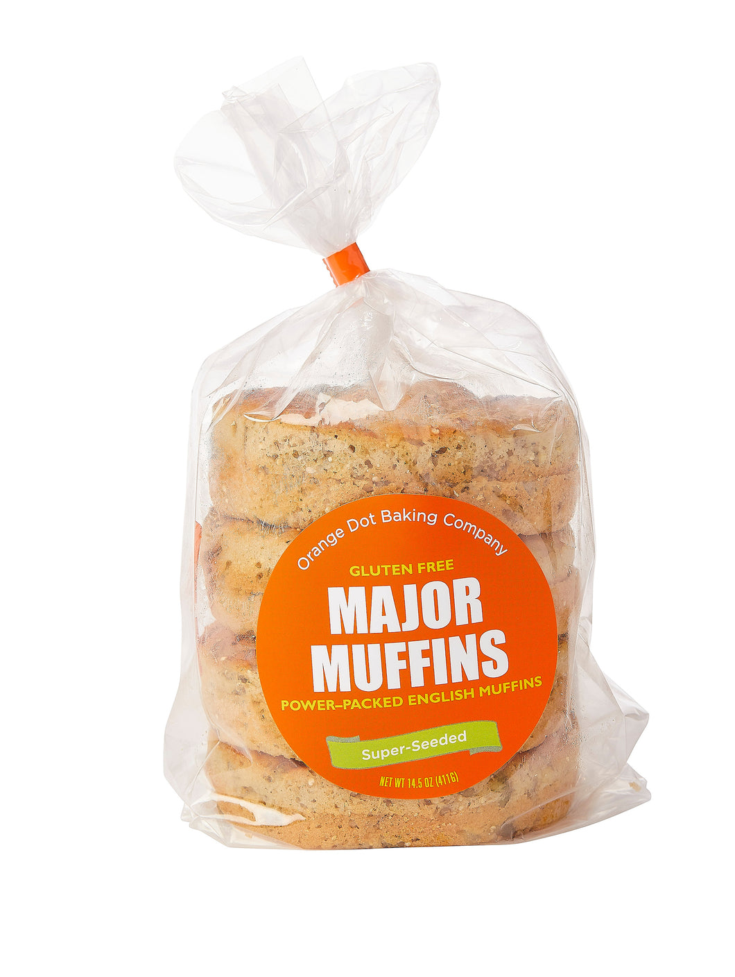 Super-Seeded English Muffins
