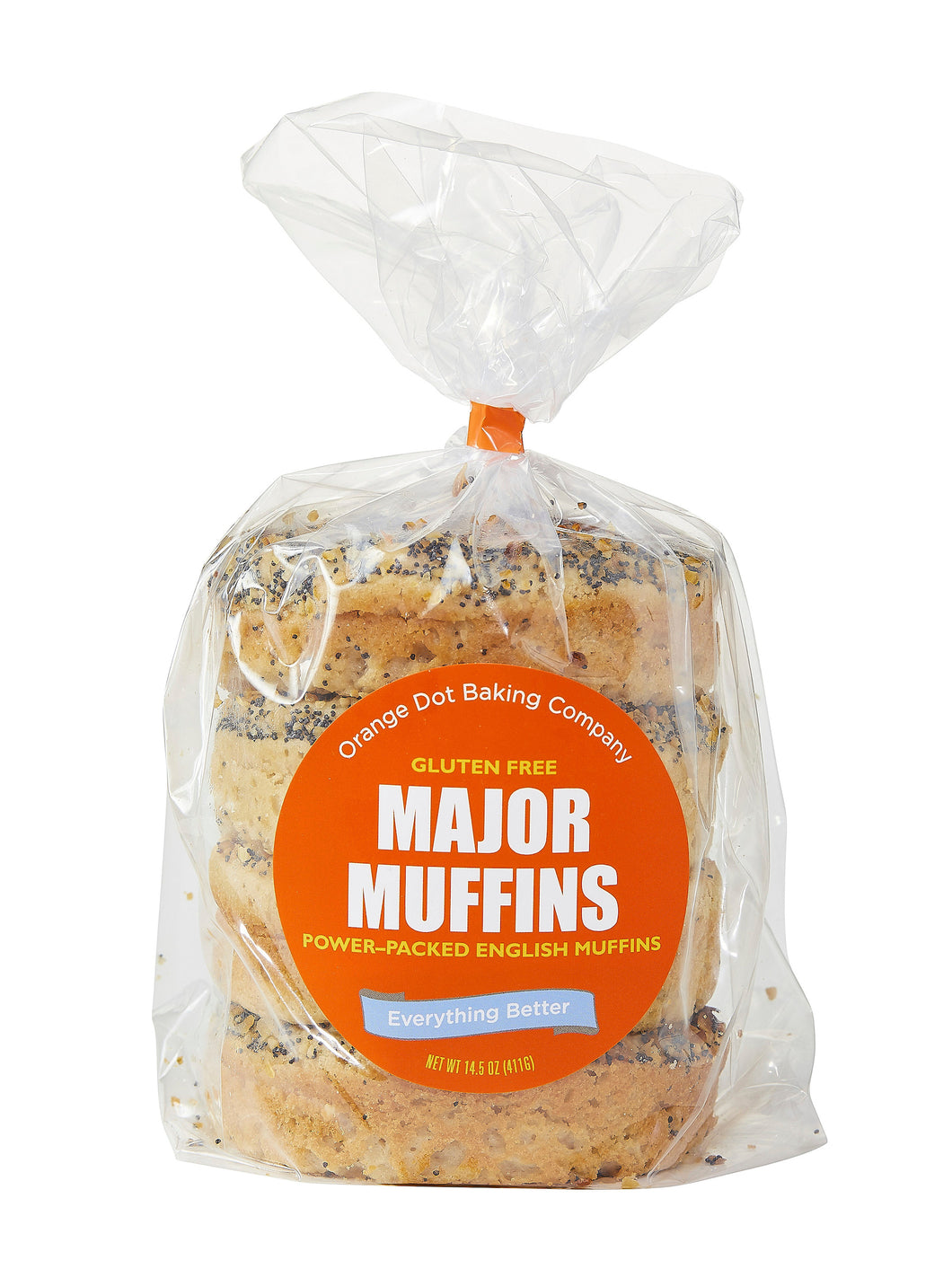 Jumbo Bag Everything Better English Muffin - Ugly Duckling