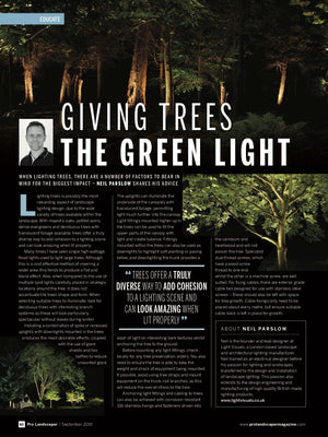 Pro Landscaper September 2019 Giving Trees the Green light