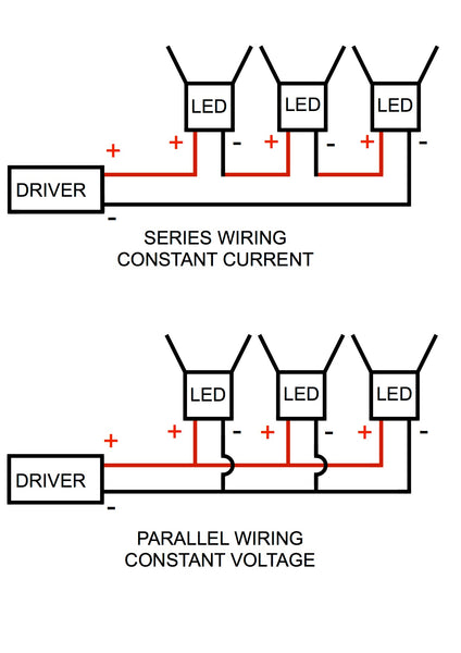 series wiring diagram wiring diagram section Batteries in Series