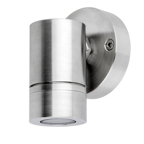 Wall mount Down light 316 marine stainless steel (LV-SS410) - Light Visuals