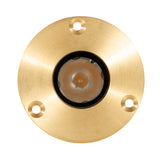 Soffit Light (LV-BR415) Solid Machined Brass