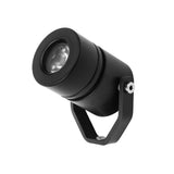 Adjustable Bracket Garden Exterior Light Black polyester powder coated stainless steel (LV-BL801) - Light Visuals
