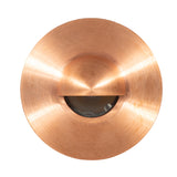 Round Eyelid Step Light (LV-CU602R) Solid Copper