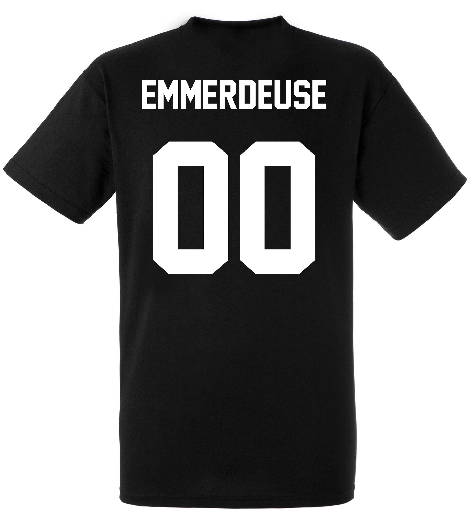 TSHIRT EMMERDEUSE BACK