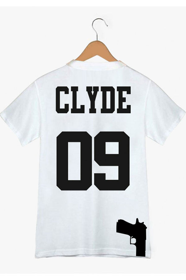 T-SHIRT CLYDE 09