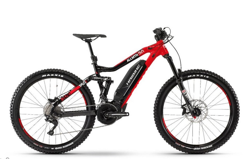 Haibike XDURO Allmtn 2.0 2019 - Full Suspension Electric Mountain Bike