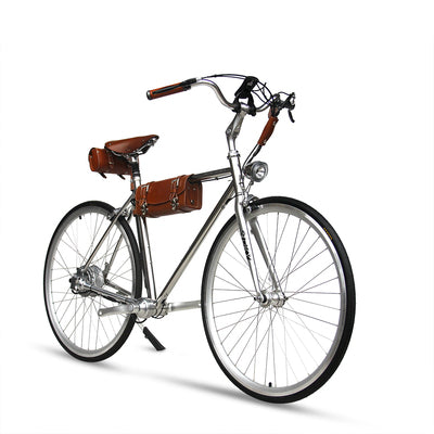 DKY Retro S - Vintage Shaft Drive Electric Bike