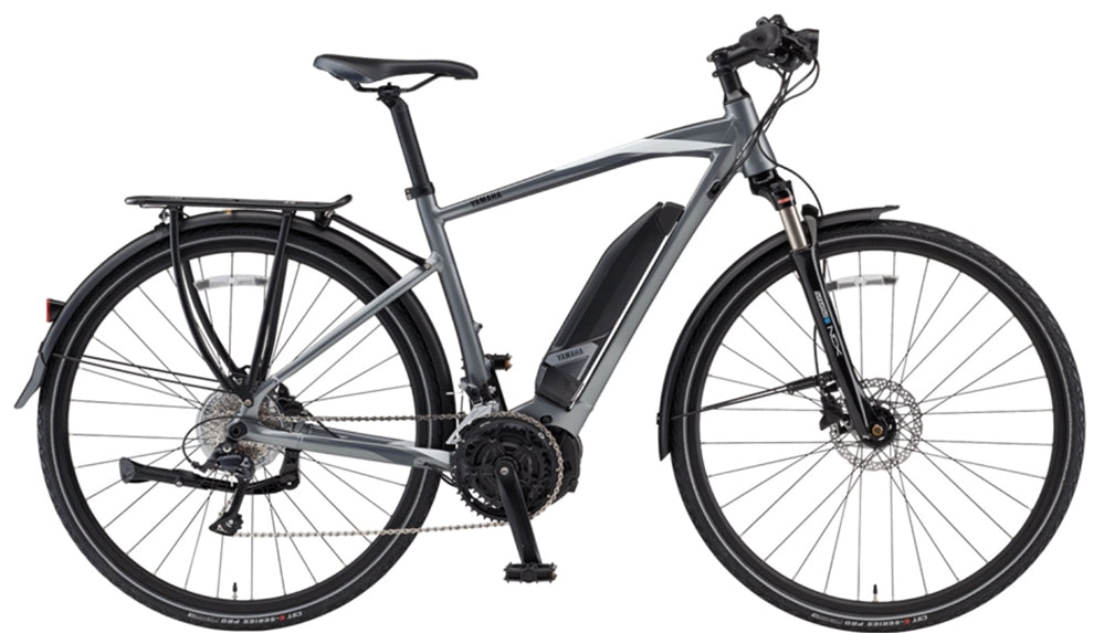 Yamaha Cross Connect - City Style Electric Bike