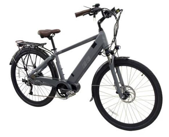 EG Zurich 500 MX 2019 Diamond Frame - City Style Electric Bike