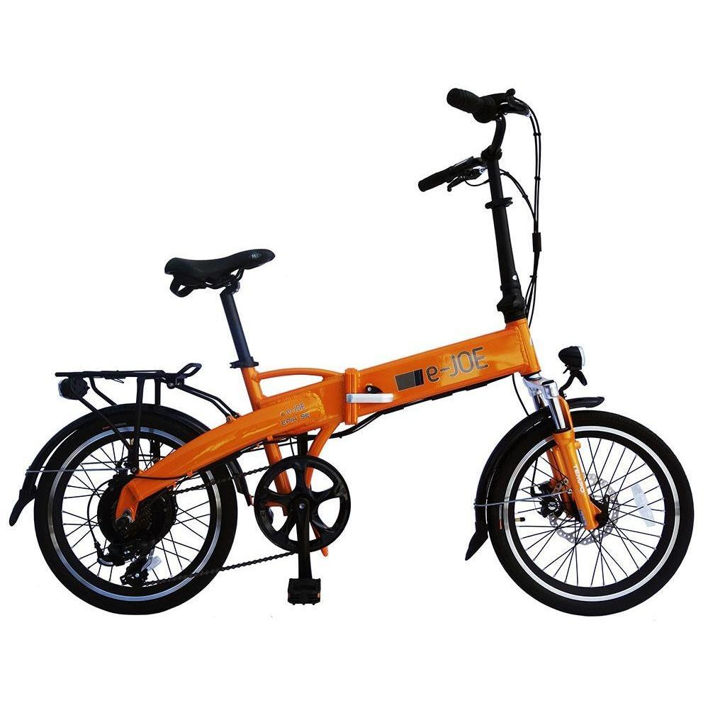 e-Joe Epik SE 2018 Model - Folding Electric Bike