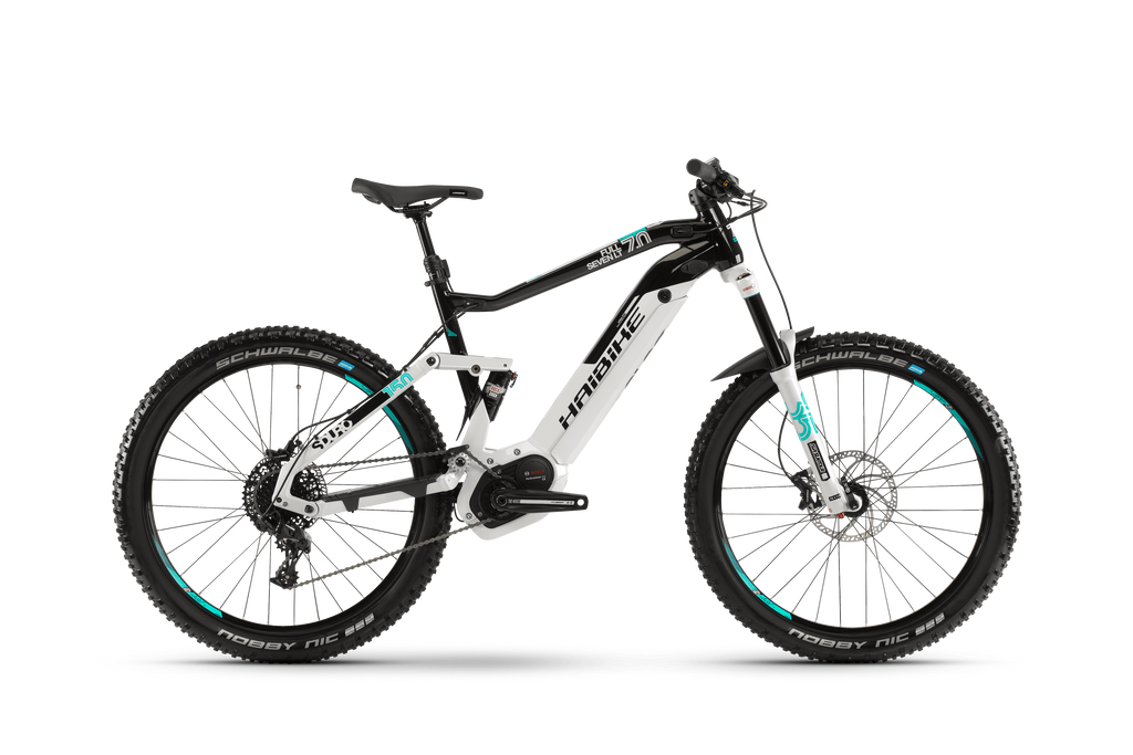 Haibike SDURO Fullseven LT 7.0 2019 - Full Suspension Electric Mountain Bike