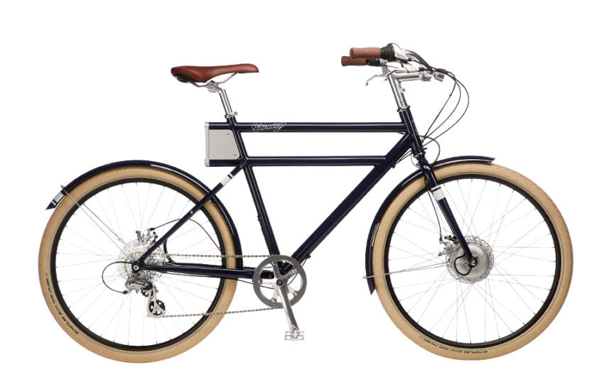 Faraday Porteur S - City Style Electric Bike