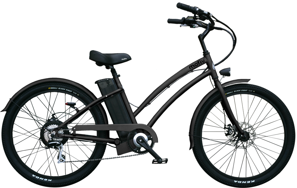 Motiv Sleek - Cruiser Electric Bike
