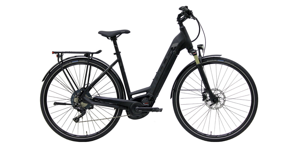 Bulls CROSS LITE EVO WAVE - City Style Electric Bike