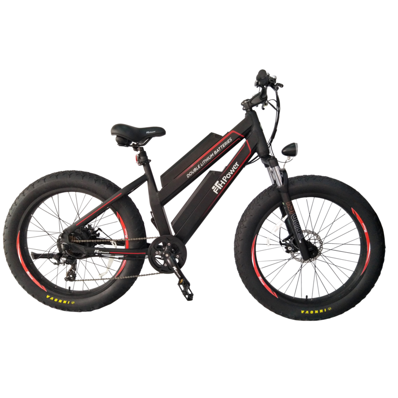 FTH Power X2-F Abyss - Fat Tire Electric Bike