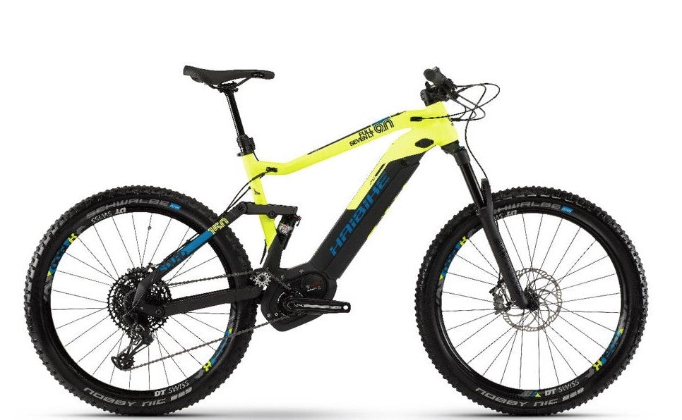 Haibike SDURO Fullseven LT 9.0 2019 - Full Suspension Electric Mountain Bike