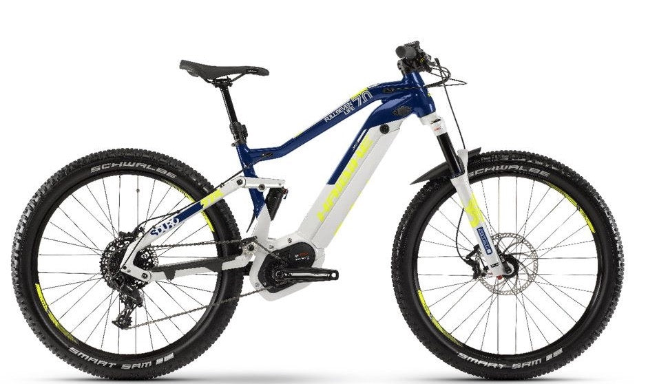 Haibike SDURO Fullseven Life 7.0 2019 - Full Suspension Electric Mountain Bike