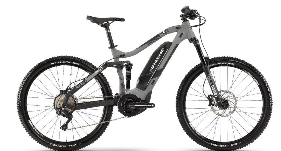 Haibike SDURO Fullseven LT 3.0 2019 - Full Suspension Electric Mountain Bike