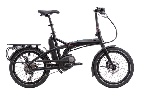 Tern Vektron S10 - Folding Mid-Drive Electric Bike