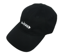 Load image into Gallery viewer, Konfused Script Dad Hat - Black