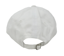 Load image into Gallery viewer, Konfused Script Dad Hat - White