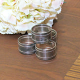 Vintage Gorham Silver Plate Napkin Rings - Attic and Barn Treasures