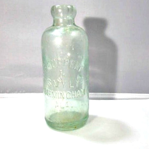 Antique Hutchinson Bottle - Houppert & Smyly Pre 1900 - Attic and Barn Treasures