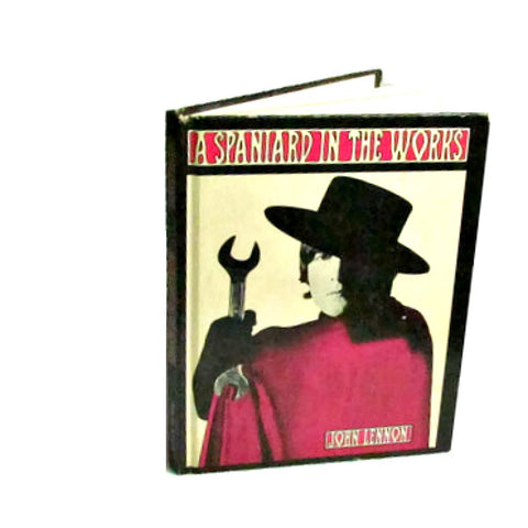 1965 John Lennon A Spaniard in The Works Hardcover Book - Attic and Barn Treasures