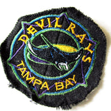 Vintage Tampa Bay Devil Rays Patch