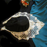 Bead and Sequin Vintage Sharmark Shawl - Attic and Barn Treasures