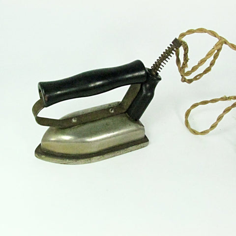 Vintage Electric Mini Iron Baby Iron - Attic and Barn Treasures