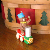 Vintage Hallmark Milk N Cookies Express Ornament 1999 - Attic and Barn Treasures