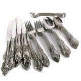 Vintage Oneida Community Stainless Plantation service for 8 PLUS serving pieces - Attic and Barn Treasures