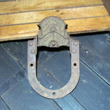 Antique 1905 Hunt Helm Knox All Barn Door Slide Roller - Attic and Barn Treasures