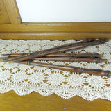 Vintage Wood Tapered Chair Spindles Set of 5 - Attic and Barn Treasures