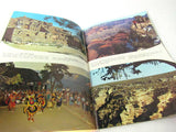 Vintage Grand Canyon Plastichome Travel Series Color Photo Book c.1950s - Attic and Barn Treasures