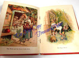 Antique 1907 Stories From Grimm Childrens Book Alice Series - Attic and Barn Treasures
