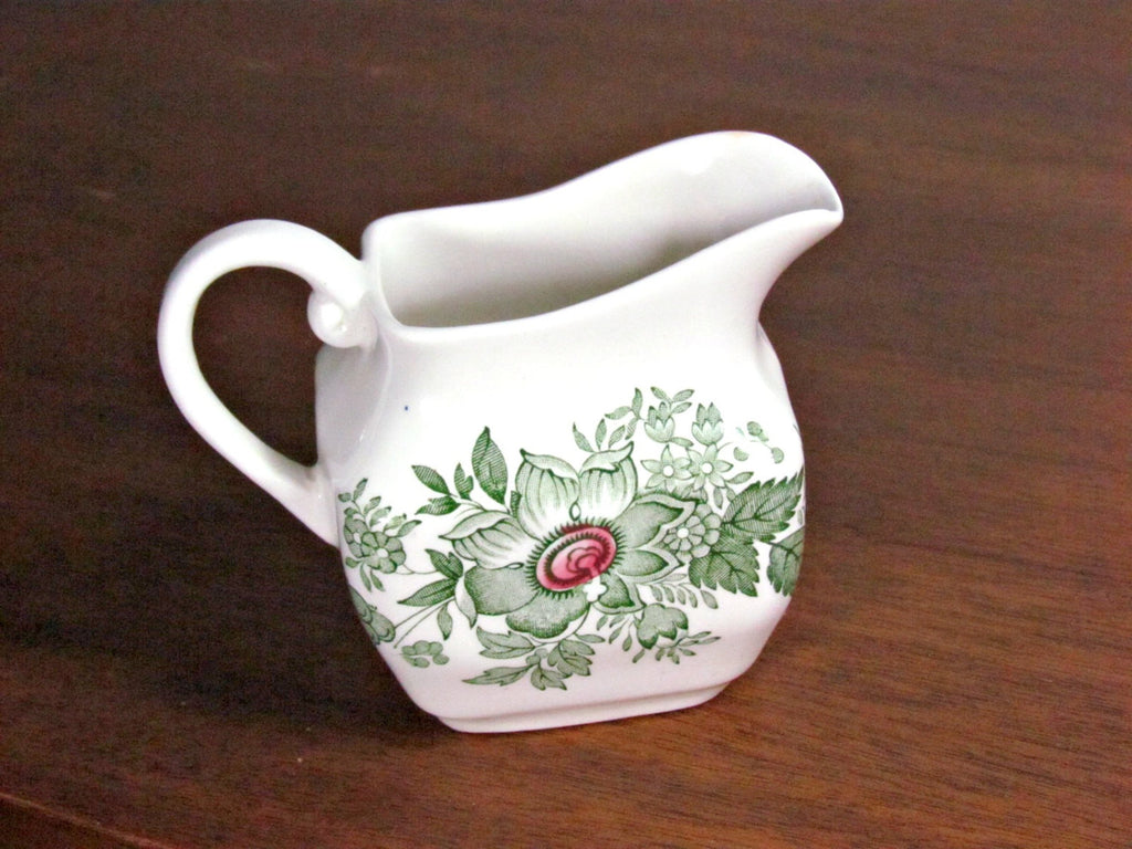 Vintage Enoch Wedgwood Tunstall KENT Creamer - Attic and Barn Treasures