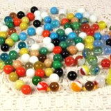 Vintage Glass Marble Lot Multi Color - Attic and Barn Treasures