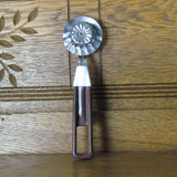 Vintage Stainless Pie Crust Trimmer Wheel