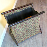Vintage Folding Portable Sewing Knitting Caddy - Attic and Barn Treasures