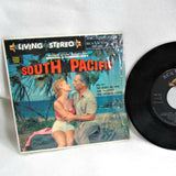 1958 Vintage Original Cut 45 RPM South Pacific - Attic and Barn Treasures