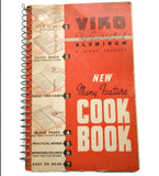 Vintage 1939 VIKO Mirro Aluminum Advertising Cookbook - Attic and Barn Treasures