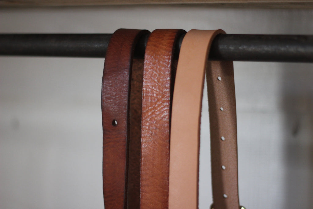 Why Vegetable-Tanned Leather